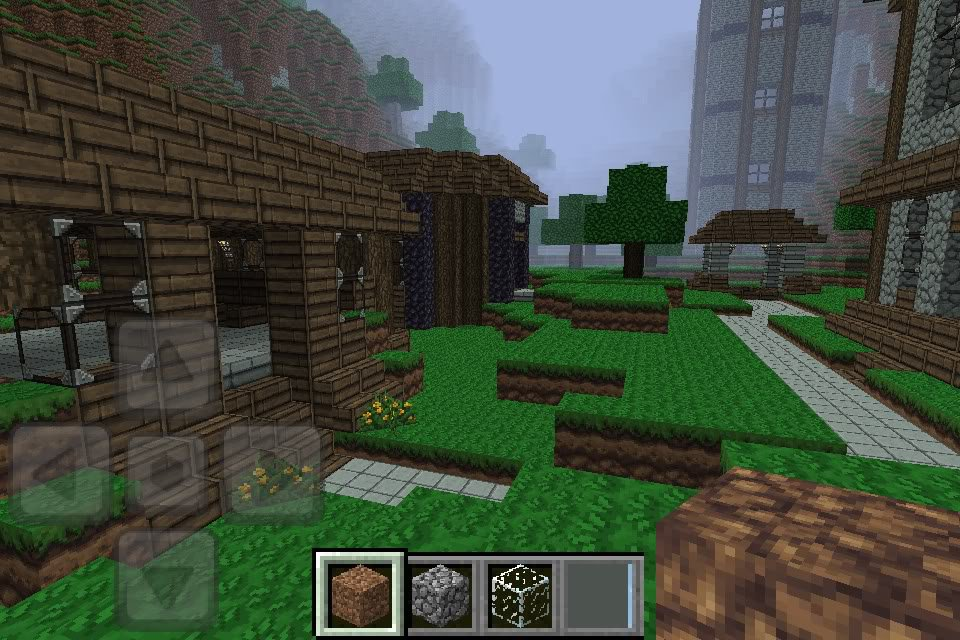 Texture Dokucraft Light на Minecraft PE 0.14.0