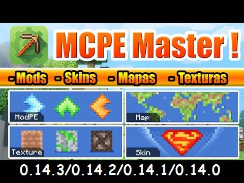master for minecraft launcher apk 0.14.0