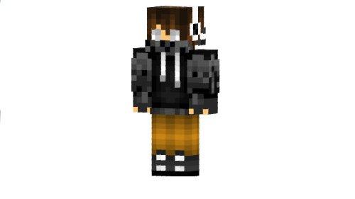 Скин Крутой парень для Minecraft