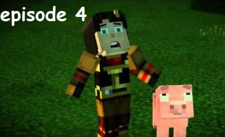 Minecraft story mode episode 4 - между блоком и наковальней