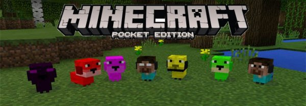Мод Pocket Puppies для Minecraft PE 0.15.4/0.15.3 /0.15.2 /0.15.1/0.15.0