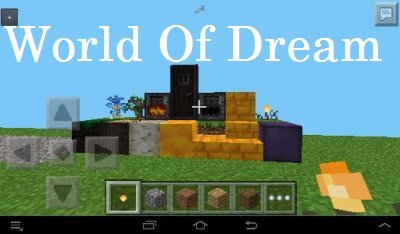 Сервер World Of Dream Minecraft PE 0.16.0