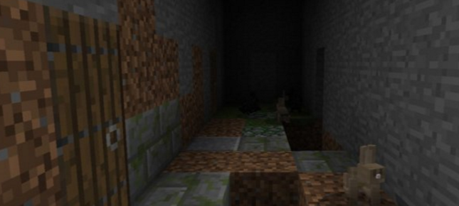 Хоррор-карта The Darkest Halls 0.16.0