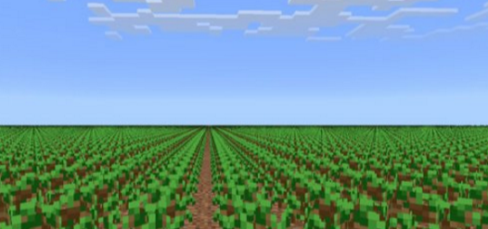 Карта Zeph's Superflat Map Pack 0.17.0