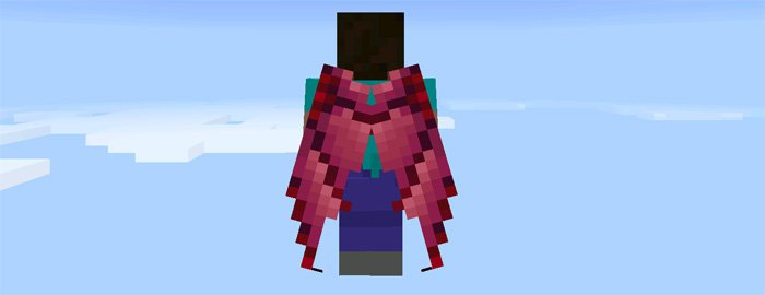 Мод 13 Custom Elytra Wings 0.17.0