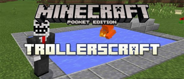 Мод TrollersCraft 0.17.0