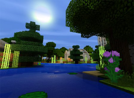 Шейдеры SSPE Lightweight Shader 0.17.0