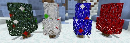 Мод Christmas 1.2.7 | Моды для Minecraft Pocket Edition